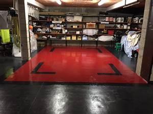 Resine Sol Garage : resine de sol garage peinture resine sol garage l gant ~ Dode.kayakingforconservation.com Idées de Décoration