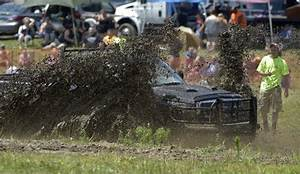 Hundreds turn out to get dirty in the 2016 Mud Bog at ...