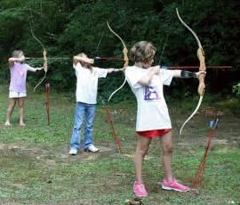 outdoor for children archery rockbrook c