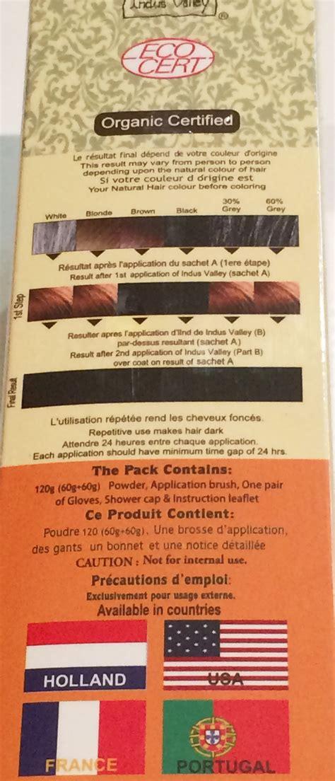 organic hair dye   beauty healthier beauty products