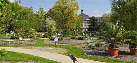 Botanischer Garten Im Schlosspark Münster  Unterwegs Münster