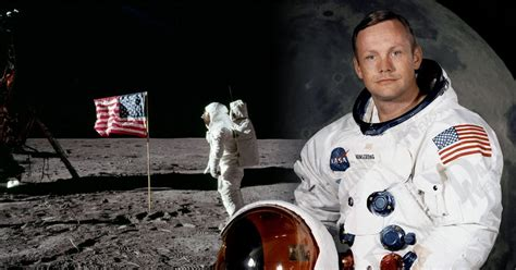 neil armstrong his silence before and 48 years after landing on the moon