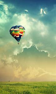 Hot Air Baloon Smartphone HD Wallpapers ⋆ GetPhotos