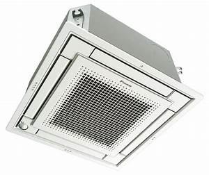 Climatisation Encastrable Plafond : daikin ffq c fcqg c climatisation et pompe chaleur ~ Premium-room.com Idées de Décoration
