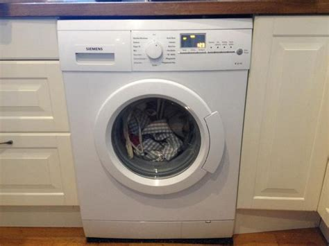 waschmaschine kaufen münchen ws12x440 siemens waschmaschine frontlader m 252 nchen