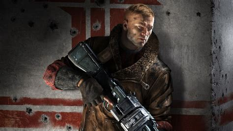 Wolfenstein The New Order Game Wallpapers