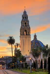 California Tower Balboa Park San Diego
