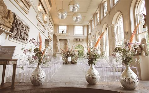 wedding venues  oxfordshire south east aynhoe park