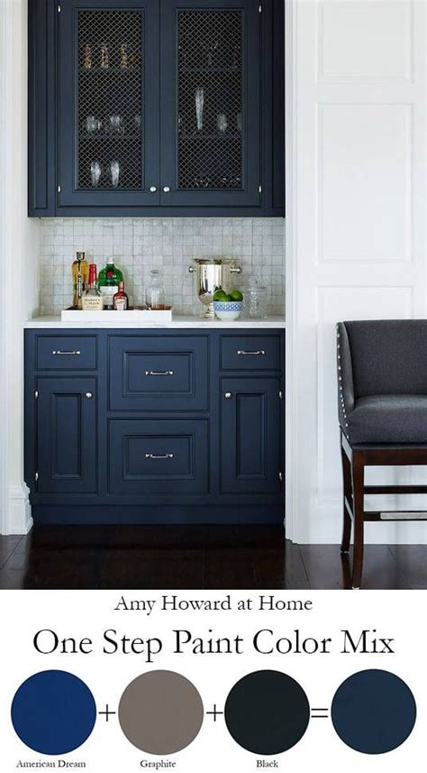painting kitchen cabinets one step paint color mix amyhowardathome color 1396