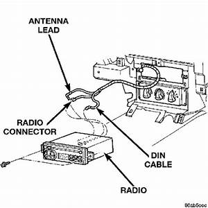 How To Remove A1995 Dodge Viper Radio With Diagram Or Pictures