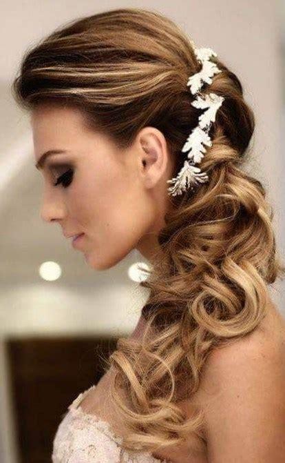 peinados bonitos  bodas sencillos boda