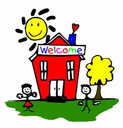 Elementary Clip Cliparts Clipart Welcome Schools Guidance