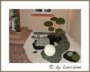 Pflanzen Japanischer Garten : japanischer garten ideen zur gestaltung gartenplanung ~ Lizthompson.info Haus und Dekorationen