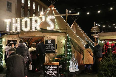 15 sparkly photographs from the York Christmas lights