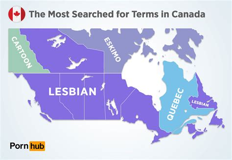 Pornhub Just Revealed Some Surprising Data About Canada S