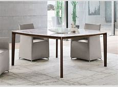 Alivar Board Square Dining Table Contemporary Dining