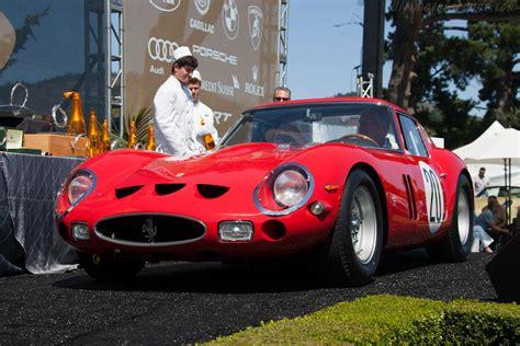 Ferrari 250 GTO - Chassis: 4757GT - 2012 The Quail, a ...