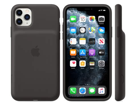 apple releases smart battery cases iphone pro