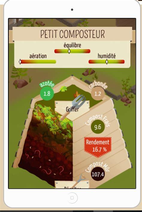 compost challenge lappli pour apprendre  trier ses