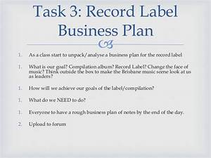 music business plan independent record label business With independent record label business plan template