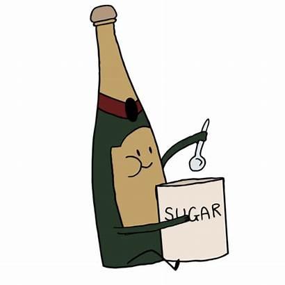 Champagne Sugar Tasty Drink Wine Dosage Vino