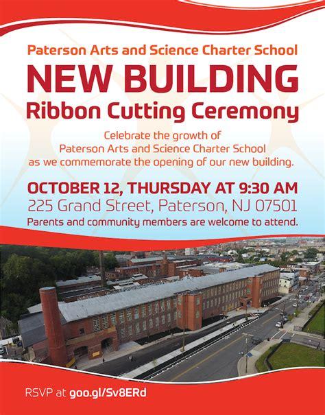 paterson ascs building ribbon cutting ceremony passaic arts