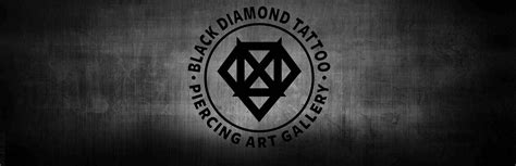 black diamond tattoo