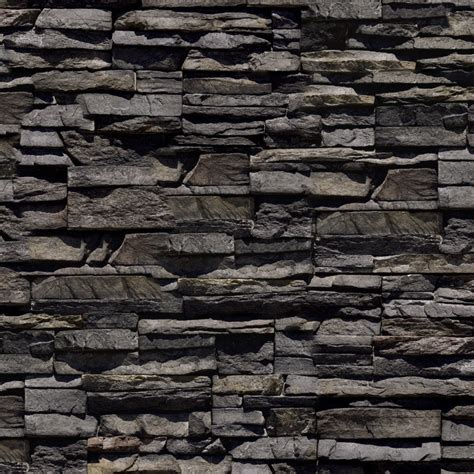 stack rock fireplace stacked slabs walls texture seamless 08135