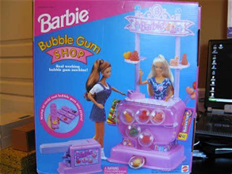 The Barbie Blog The Barbie Bubble Gum Shop