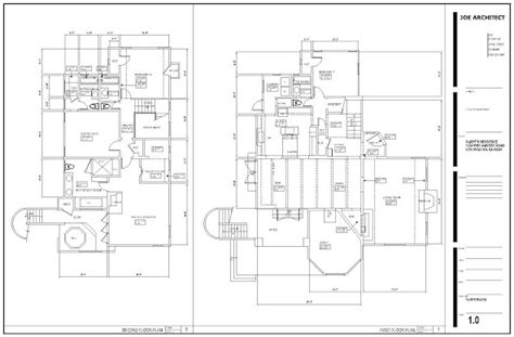 sample  built drawings ab delcom