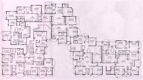 mansion floor plans winchester mystery house floor plan