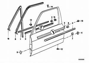 Original Parts For E30 320i M20 2 Doors    Bodywork   Door