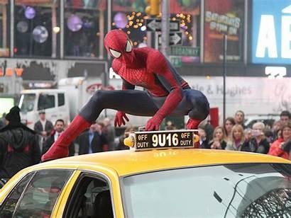 Spider Businessinsider Going Spiderman