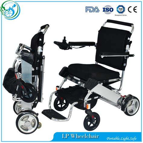 l 233 ger fauteuil roulant 233 lectrique pliable pour les personnes 226 g 233 es produits th 233 rapeutiques de