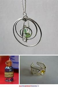 Harry Potter DIY Jewelry That You Will Not Be Able To