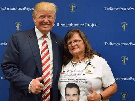angel mom trump donald protecting agnes border securing