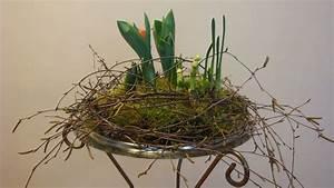 Frühlingsdeko Im Glas : fr hlingsdeko ideen raumdekoration mit blumen deko ideen mit flora shop youtube ~ Orissabook.com Haus und Dekorationen