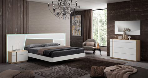 refined quality modern master bedroom set houston texas