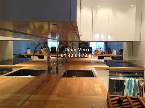credence en miroir pour cuisine cr 233 dence miroir sur mesure pour votre cuisine miroirsurmesure