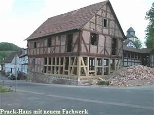 Fachwerkhaus Renovieren Kosten : buchenau renovierung des prack hauses ~ Bigdaddyawards.com Haus und Dekorationen