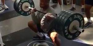 Watch  It U0026 39 S A Day  Which Means Saquon Barkley Did Something Insane In The Weight Room