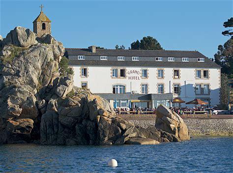 le grand hotel de port blanc cote de granit rose en bretagne