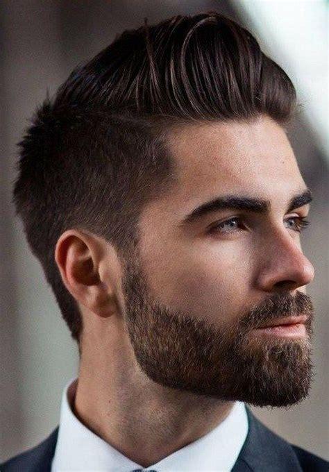 trendiest short beard  hairstyle combinations