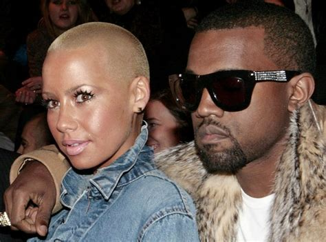 The Complete History Of Kanye West And Amber Rose's ...
