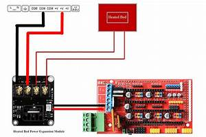 Help With External Mosfet Board For Heated Bed With Ramps