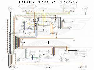 Wiring Diagram For A 1965 Vw Beetle