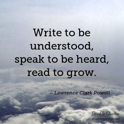 write   understood speak   heard read  grow