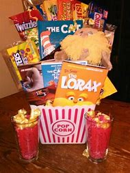Best 25 ideas about movie basket find what youll love movie night gift basket ideas for raffles negle Choice Image