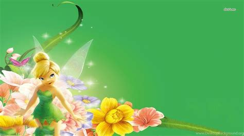 Background Tink Tinkerbell Wallpapers Hd Free Desktop Background