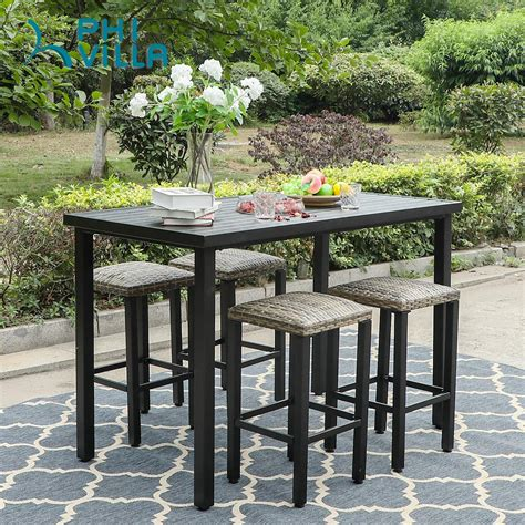 outdoor patio bar sets   living today